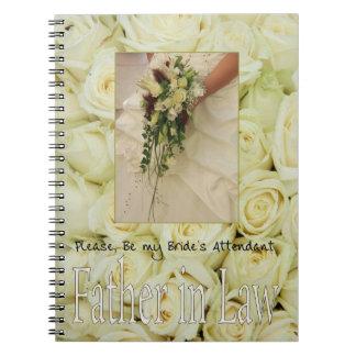 El suegro sea por favor el asistente de la novia libros de apuntes con espiral