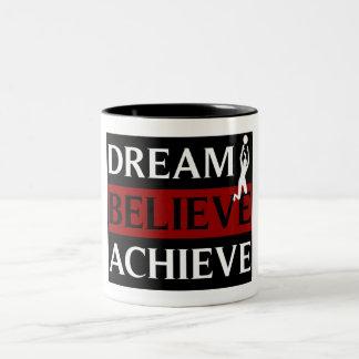 El sueño cree alcanza la taza del voleibol de los