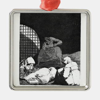 El sueño de Francisco Goya- los supera Ornatos