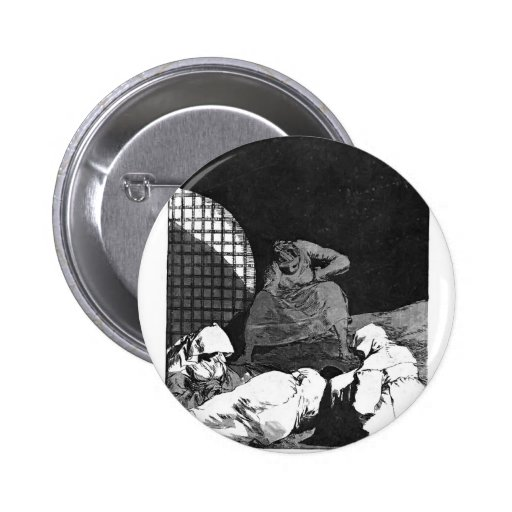 El sueño de Francisco Goya- los supera Pin