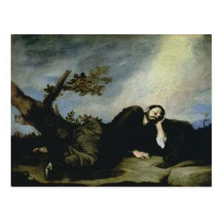El sueño de Jacob, 1639 Tarjetas Postales