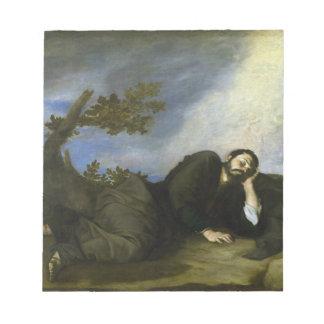 El sueño de Jacob de José de Ribera Bloc De Notas