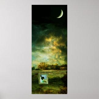 El sueño de la medianoche póster