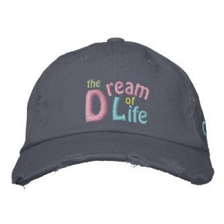 El sueño de la vida, presidente Barack Obama Gorra Bordada