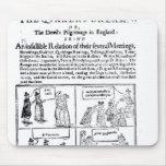 El sueño de los Quakers Alfombrillas De Ratón