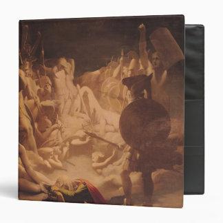 El sueño de Ossian, 1813