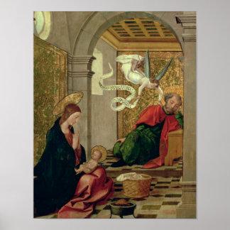 El sueño de San José c 1535 Impresiones