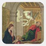 El sueño de San José, c.1535 Colcomanias Cuadradass