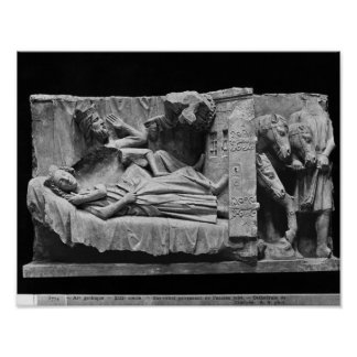 El sueño de unos de los reyes magos, de la catedra póster