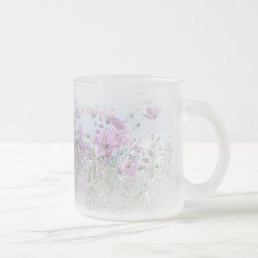 El sueño del Wildflower Tazas De Café