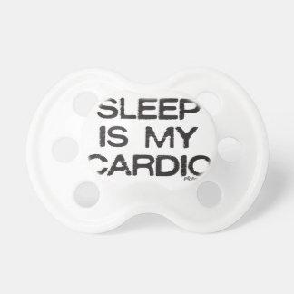 El sueño es mi cardiio chupetes de bebe