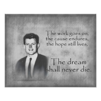 El sueño nunca morirá poster
