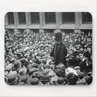 El Suffragette golpea la calle: los años 10 tempra Alfombrilla De Raton