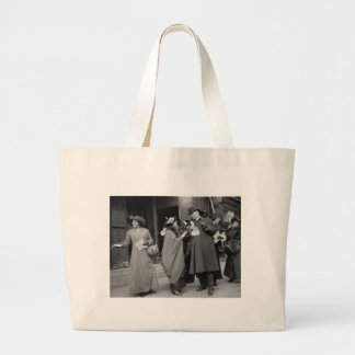 El sufragio Handouts 1913 de las mujeres Bolsa
