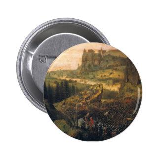El suicidio de Saul de Pieter Bruegel la anciano Pin