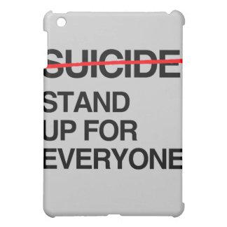 EL SUICIDIO DEL FINAL REPRESENTA PARA ARRIBA CADA