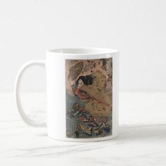 El Suikoden uno de 108 guerreros valientes Taza De Café