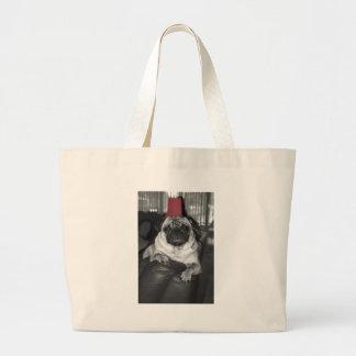 El sultán del sofá bolsa de mano