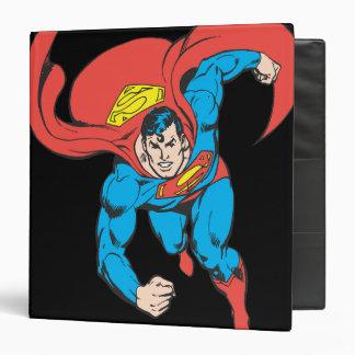 """El superhombre corre adelante carpeta 1 1/2"""""""