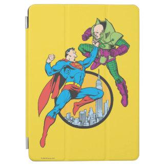 El superhombre lucha Lex Luthor Cubierta De iPad Air