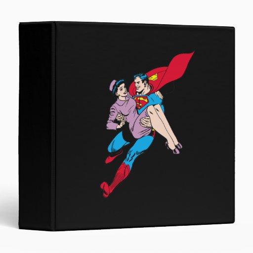 El superhombre rescata a Louis