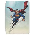 El superhombre salta hacia arriba cover de iPad air