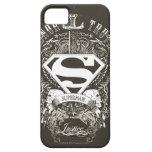El superhombre Stylized el honor del  , la verdad Funda Para iPhone SE/5/5s