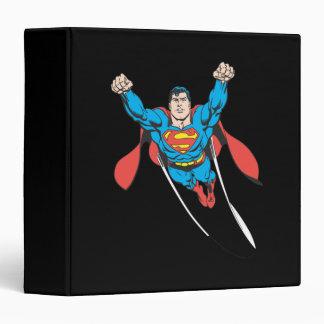 """El superhombre vuela adelante carpeta 1 1/2"""""""
