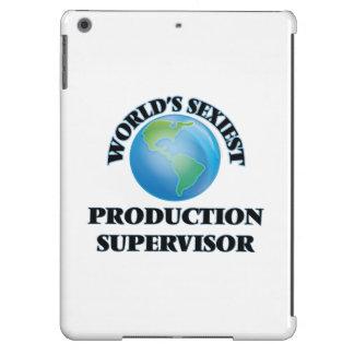 El supervisor más atractivo de la producción del