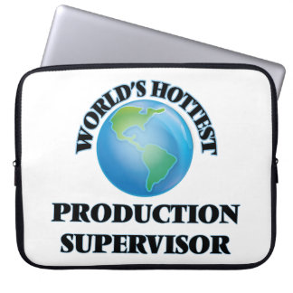 El supervisor más caliente de la producción del mangas portátiles