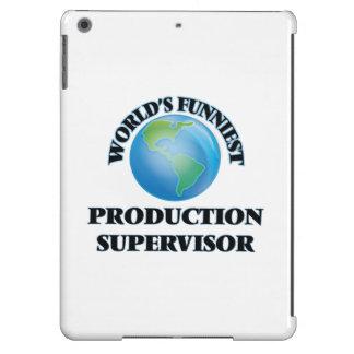 El supervisor más divertido de la producción del