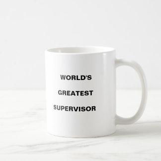 el supervisor más grande del mundo                 tazas