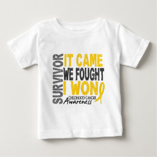 El superviviente del cáncer de la niñez que vino camisas