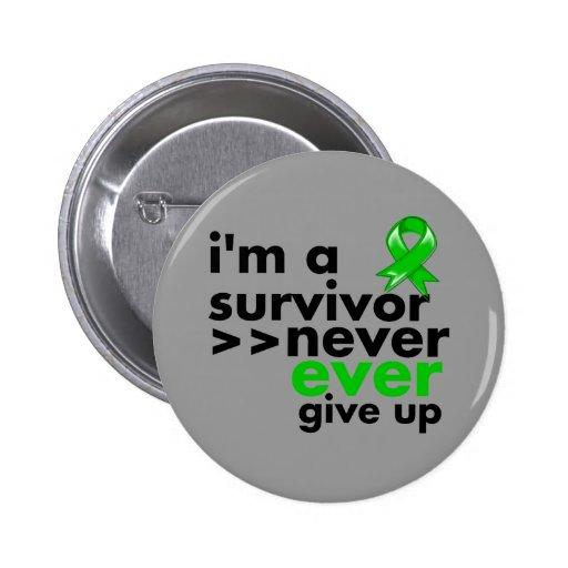El superviviente hepático del cáncer nunca da para pins