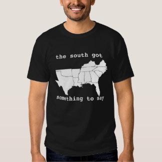 El sur consiguió algo decir la camiseta playera