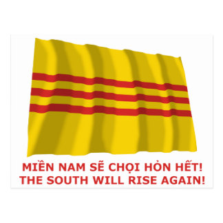 ¡El sur subirá otra vez ¡Vietnam del sur de que Postales