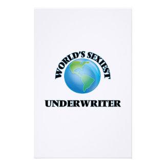 El suscriptor más atractivo del mundo papeleria personalizada
