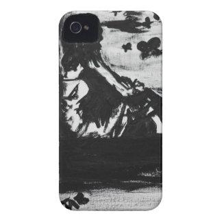El susurro de la libertad iPhone 4 carcasa