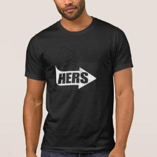 el suyo camisetas playera