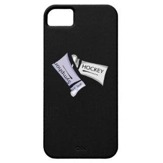 El suyo y sus boletos iPhone 5 funda