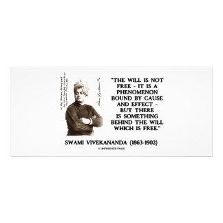 El Swami que Vivekananda no es efecto libre de la  Tarjetas Publicitarias A Todo Color
