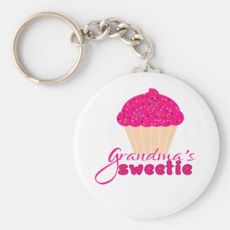 El Sweetie de la abuela Llaveros