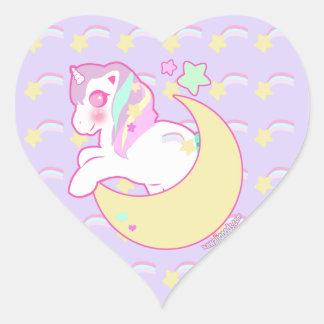 El Sweetie soña al pegatina del corazón del