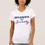 El Sweety del soldado Camisetas