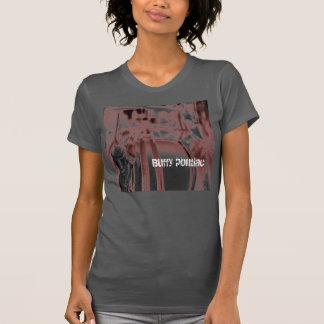 El T básico de las mujeres anteadas de Pontiac Camiseta