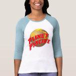 El T de las mujeres de la crepe del planeta Camisetas
