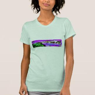 El T de las mujeres del puesto de observación de N Camisetas