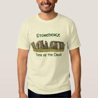 El T de los hombres - Stonehenge, hogar del druida Remera