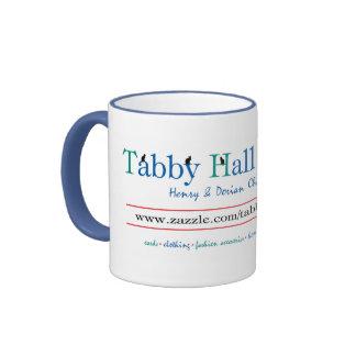 El Tabby Pasillo diseña la taza