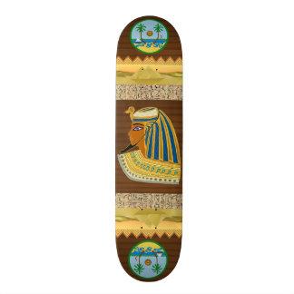 El tablero egipcio de las epopeyas del Pharaoh Tabla De Skate